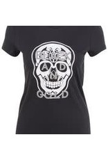 Black and Gold T-Shirt CORION Black and Gold Zwart