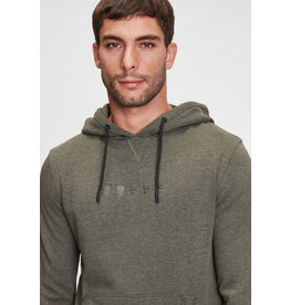 Black and Gold Hoodie TCHINQUOS Black and Gold Kaki