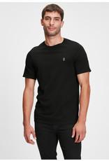 Black and Gold T-Shirt FURTOS Black and Gold Zwart