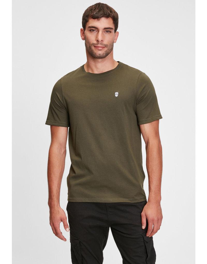 Black and Gold T-Shirt FURTOS Black and Gold Kaki