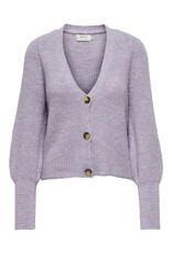 Only Gilet CLARE Only Languid Lavender