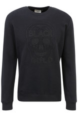 Black and Gold Sweater CRANEO Black and Gold Zwart