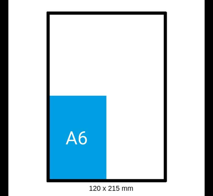Luchtkussen envelop B - Bubbelenvelop 120 x 215 mm A6