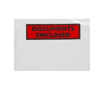 Specipack Paklijstenvelop bedrukt DL 230 x 110 mm doos 1000 stuks