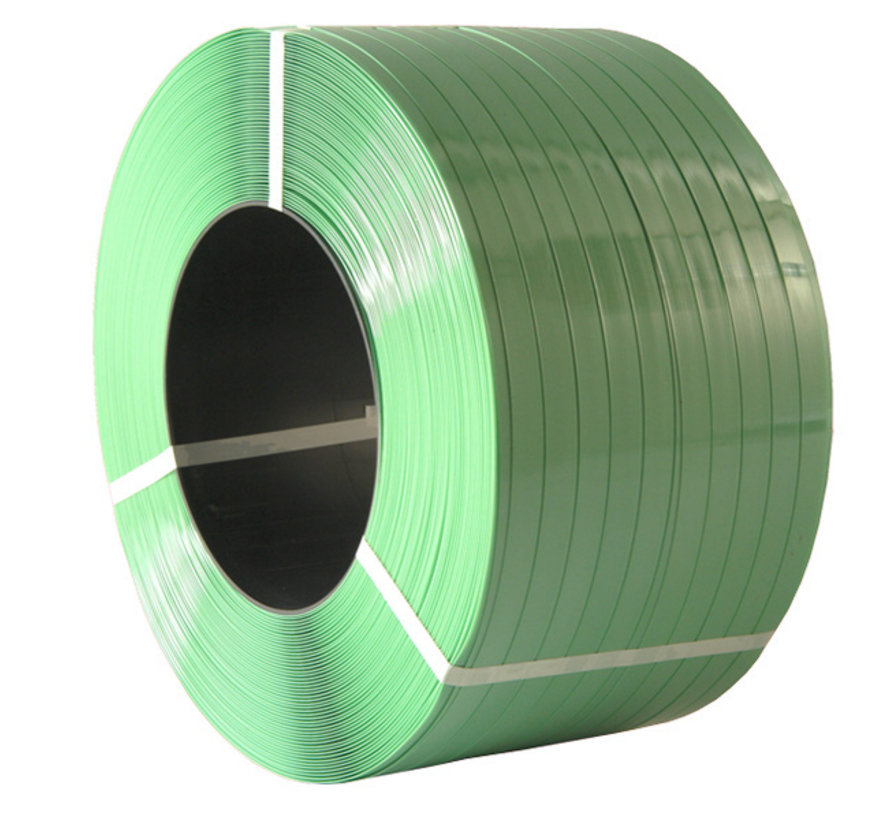 Omsnoeringsband PET 15,5 x 0,70 mm x 1750 m K406