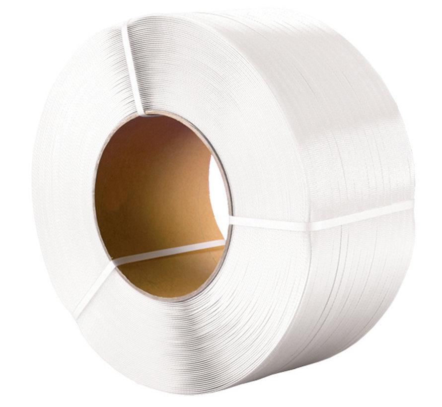 Omsnoeringsband PP 12,0 x 0,55 mm x 3000 m K200 wit