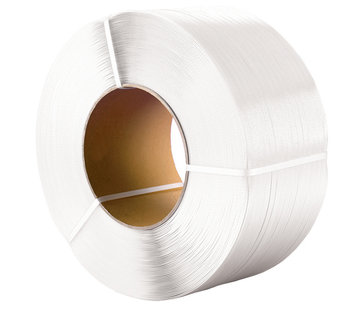 Omsnoeringsband PP 12,0 x 0,63 mm x 2500 m K200 wit