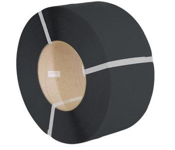 Omsnoeringsband PP 12,7 x 0,73 mm x 2000 m K406 zwart