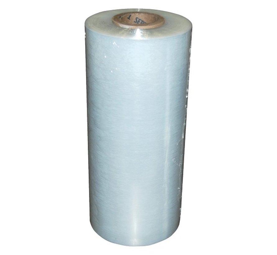 Machinewikkelfolie 150% rek 500 mm x 17 my x 1854 m transparant