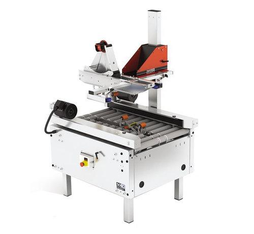 Specipack Halfautomatische dozensluitmachine Soco T10