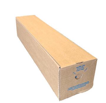 Vierkante verzendkoker 105 x 105 x 500 mm