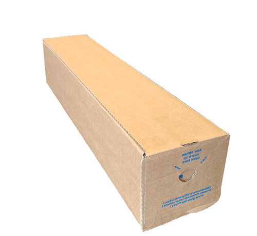 Specipack Vierkante verzendkoker 105 x 105 x 500 mm
