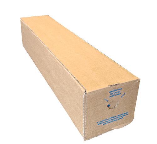 Specipack Vierkante verzendkoker 105 x 105 x 610 mm