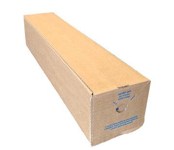 Vierkante verzendkoker 105 x 105 x 700 mm