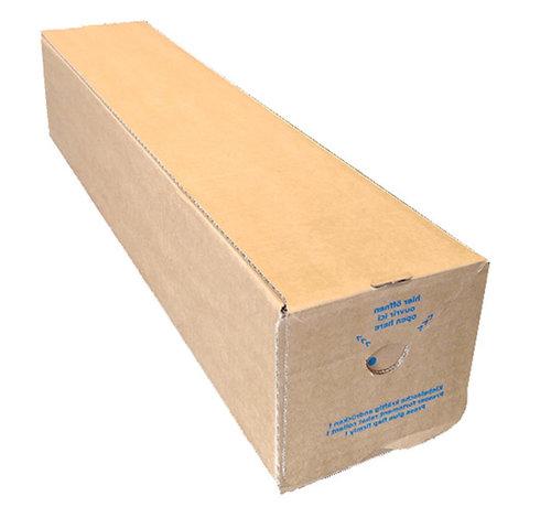 Specipack Vierkante verzendkoker 105 x 105 x 860 mm