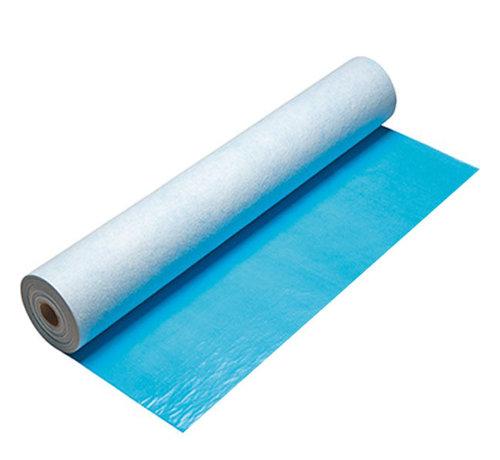 Afdekvlies Damp-Open 1 m x 25 m - Beschermt en droogt vloeren