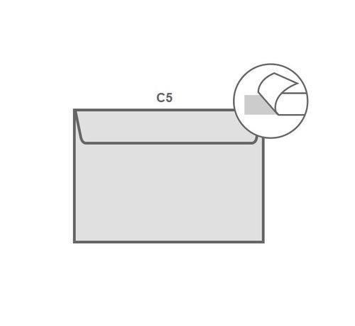 Specipack Witte envelop C5 162 x 229 mm doos 500 stuks