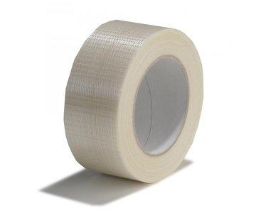 Specipack Rol Stucloper tape kruis versterkt 50 mm x 50 m