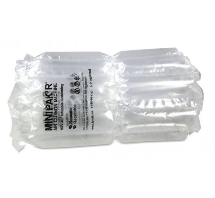 Mini Pak'r Supertube Folie 400 mm x 150 mm 250 Meter 1667 Kussens