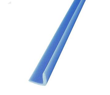 Schuimprofiel L-vorm 50 mm x 50 mm x 6 mm (240 stuks) - 1 meter per profiel