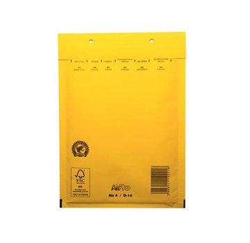 Specipack Gele luchtkussen envelop D 180 x 265 mm A5+ Geel Gekleurd