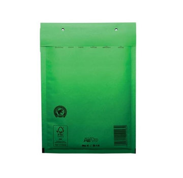 Specipack Groene luchtkussen envelop D 180 x 265 mm A5+ Groen Gekleurd