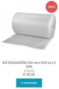 Schuimfolie 1mm