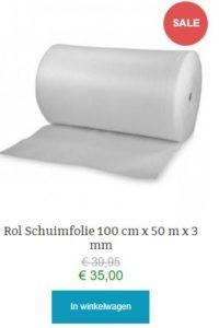 Schuimfolie 3mm