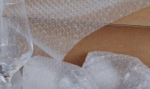 Drie redenen om Bubbeltjesplastic te gebruiken