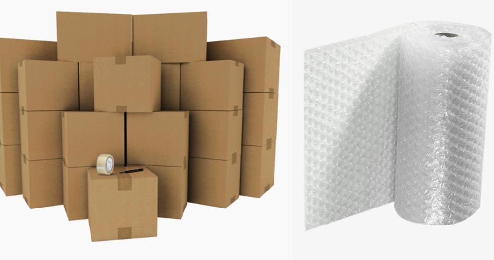 Verhuisdozen nodig? Start vandaag met inpakken