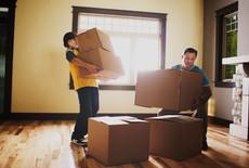 Verhuisdozen: inpakken en verhuizen