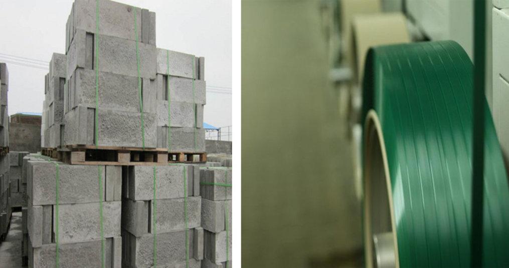 Omsnoeringsbanden: effectief en direct verpakken