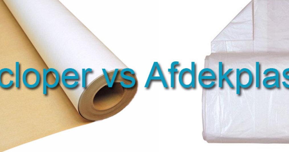 Stucloper vs. Plastic: wat werkt beter?