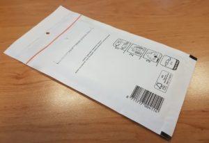 luchtkussen envelop 100 x 165