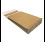 Specipack Kraft Verzendzak- Green E-commerce Blokbodem Mailer - 250 x 350 mm -126 g/m2 - Dubbele Kleefstrip - Doos 250 enveloppen