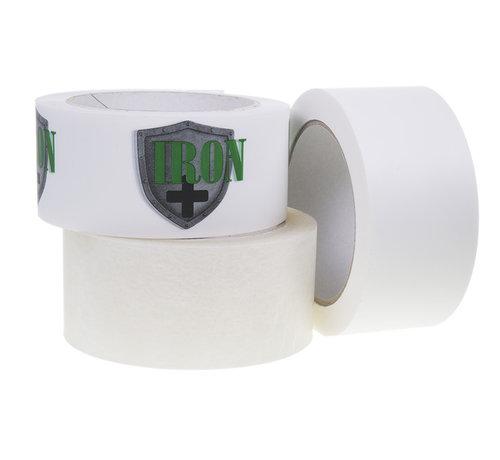 Bedrukte Iron+ Tape met Twee Kleuren bedrukt 50 mm x 66 m