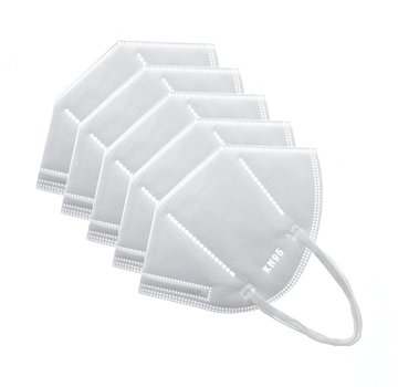 KN95/FFP2 Mondmasker - Met neusclip - Gesealde verpakking met certificaat - 95%+ filtratie - KN95 Conform  EN 149:2001+A1:2009 Inclusief filtratierapport