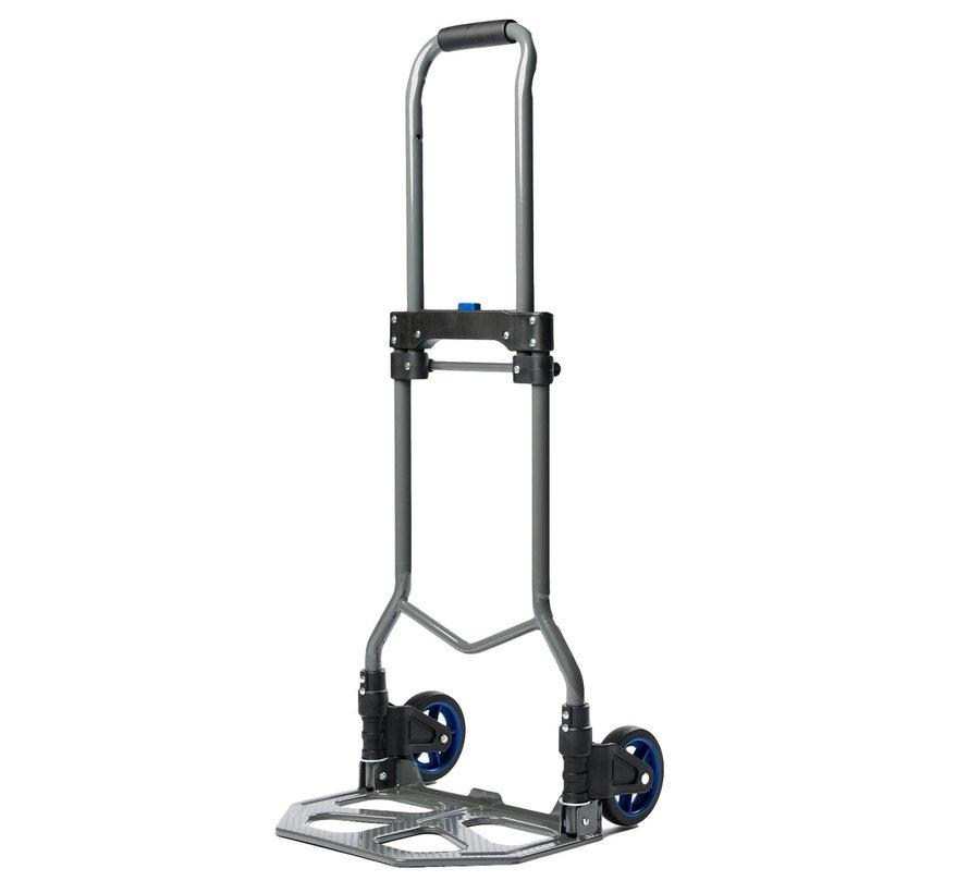 Steekwagen trolley - opvouwbaar - steekkar tot 80 kg