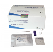 Specipack Corona sneltest (25 stuks) - bloedmonster - lgG & IgM test Spartacus-Biomed