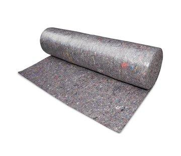 Specipack Stucloper Vilt - Vloerbescherming Afdekvlies 100 cm x 10 m - 250 gr/m2 gelamineerd