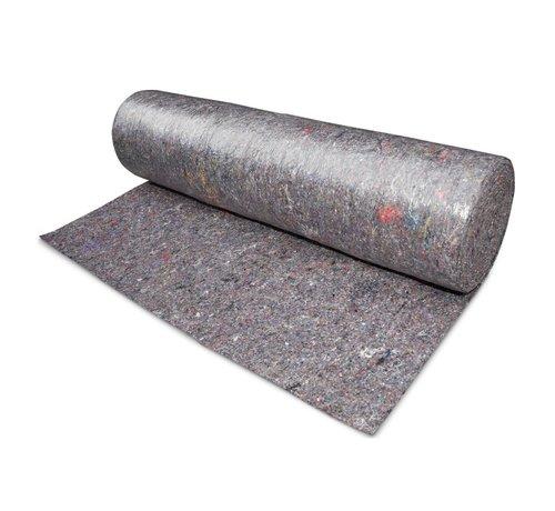 Stucloper Vilt - Vloerbescherming Afdekvlies 100 cm x 10 m - 250 gr/m2 gelamineerd