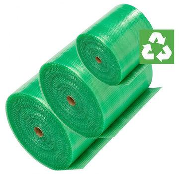 Specipack Green Gerecycled Noppenfolie 120 cm x 100 m - Milieuvriendelijk Bubbeltjesplastic