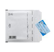 Luchtkussen enveloppen CD - Bubbelenveloppen 180 x 165 mm  - Doos met 100 enveloppen