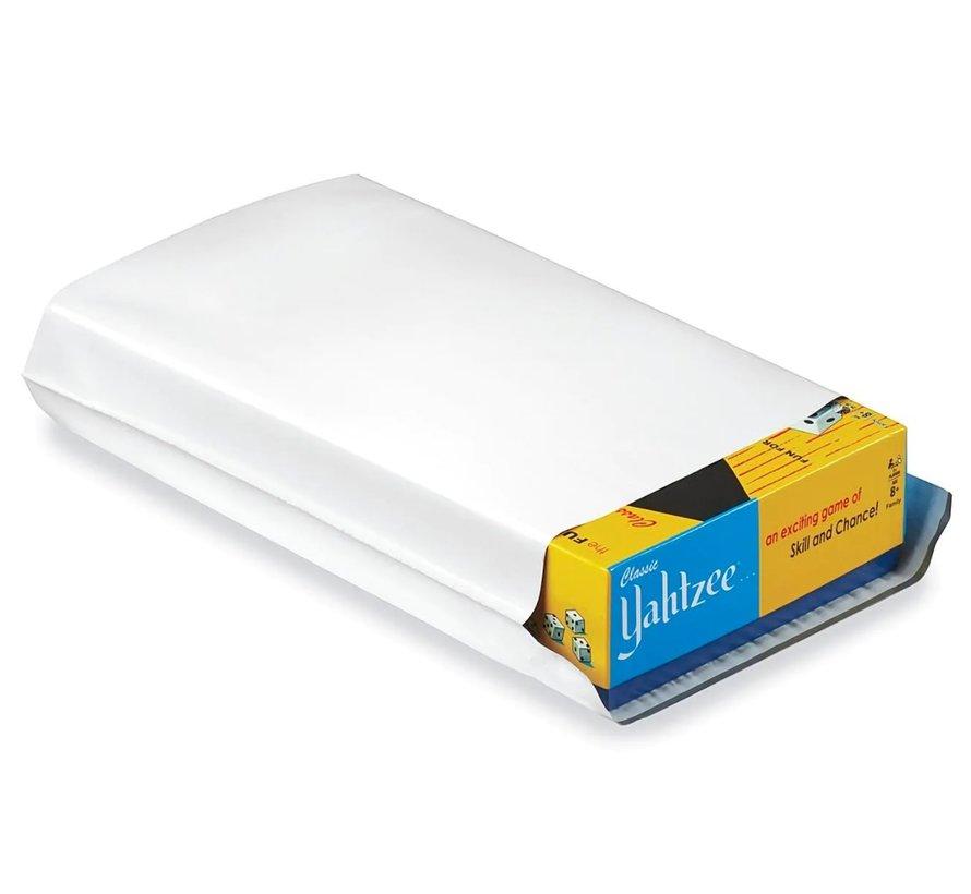 Verzendzakken coex - 50 x 70 cm - Doos met 500 verzendzakken - Wit/zwart mailer