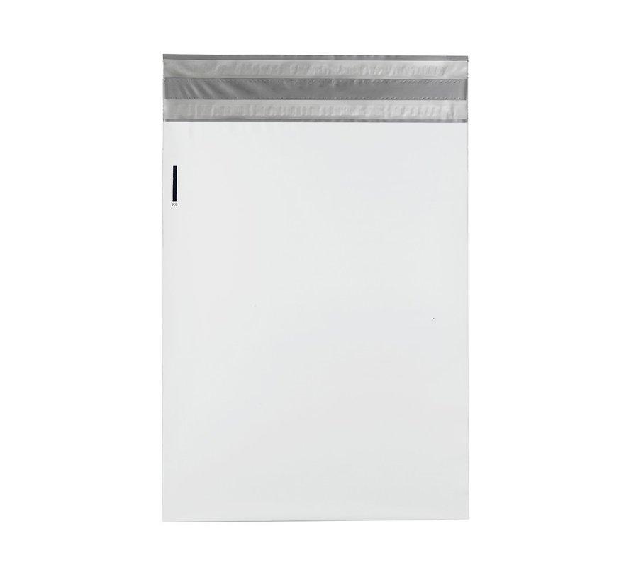 Verzendzakken coex - 35 x 50 cm - Doos met 500 verzendzakken - Met dubbele plakstrip en tearstrip voor retour