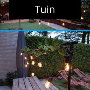 Led verlichting inspiratie tuin