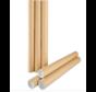 Ronde verzendkokers - 1230mm diameter 80mm - (bundel 30 stuks)