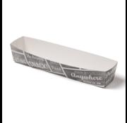 Snackbakje karton - Pubchalk 185 x 33 x 35 mm