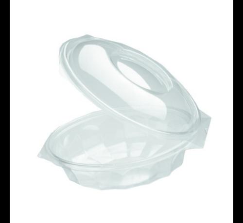 Saladebowl transparant - Saladeschaal 375 ml