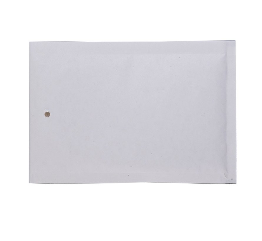 Luchtkussen enveloppen A - Bubbelenveloppen 100 x 165 mm - Doos met 200 enveloppen